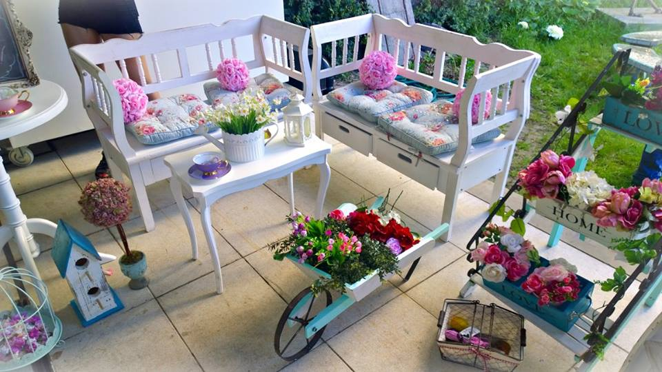 candy bar shabby chic -princesa